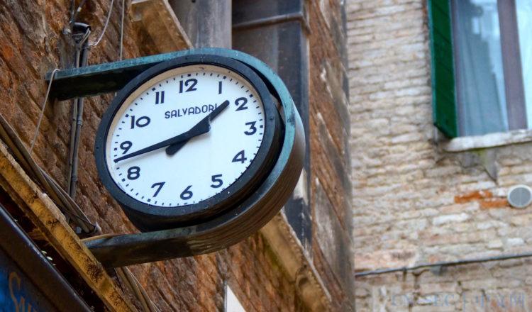 配置Linux的时钟同步