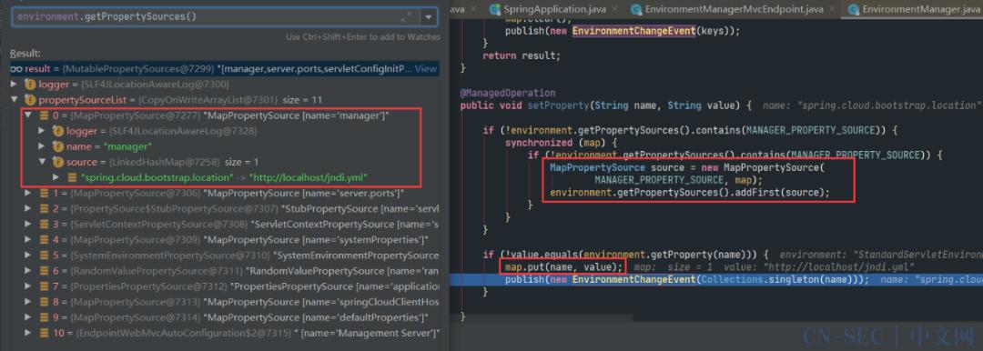 Spring Boot SpEL表达式注入及Actuator漏洞