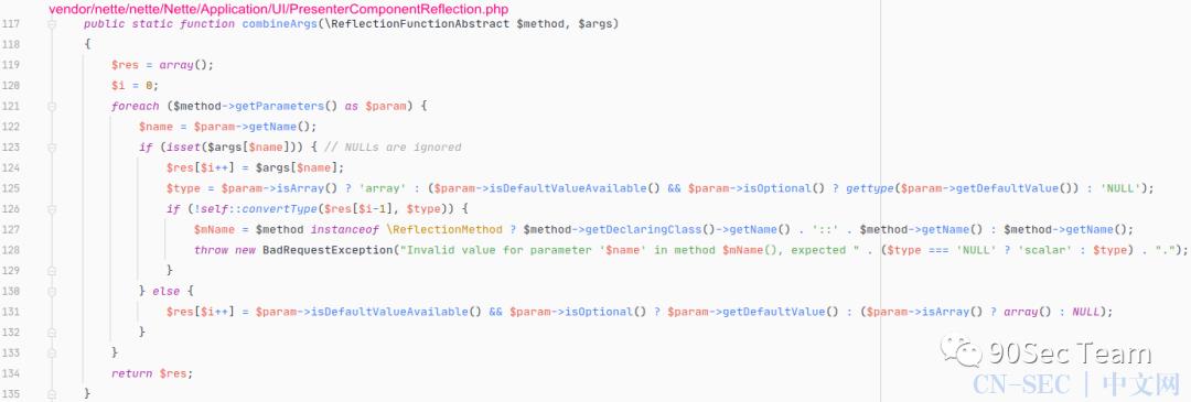 Nette框架远程代码执行(CVE-2020-15227)