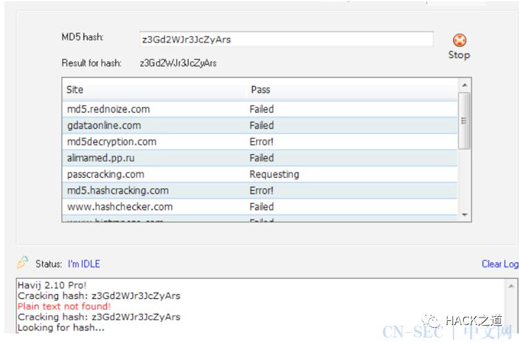 针对某诈骗网站的渗透实战