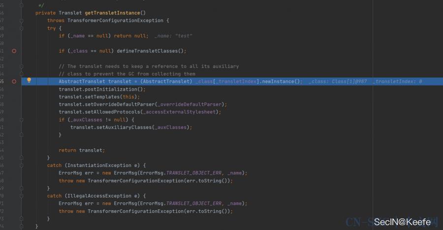 原创   Java安全之CC4链