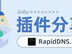 可在线查询子域名和同IP域名的RapidDNS