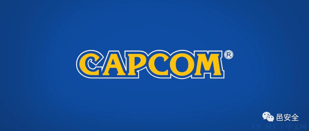 CAPCOM内部服务器遭入侵 游戏资料疑泄露