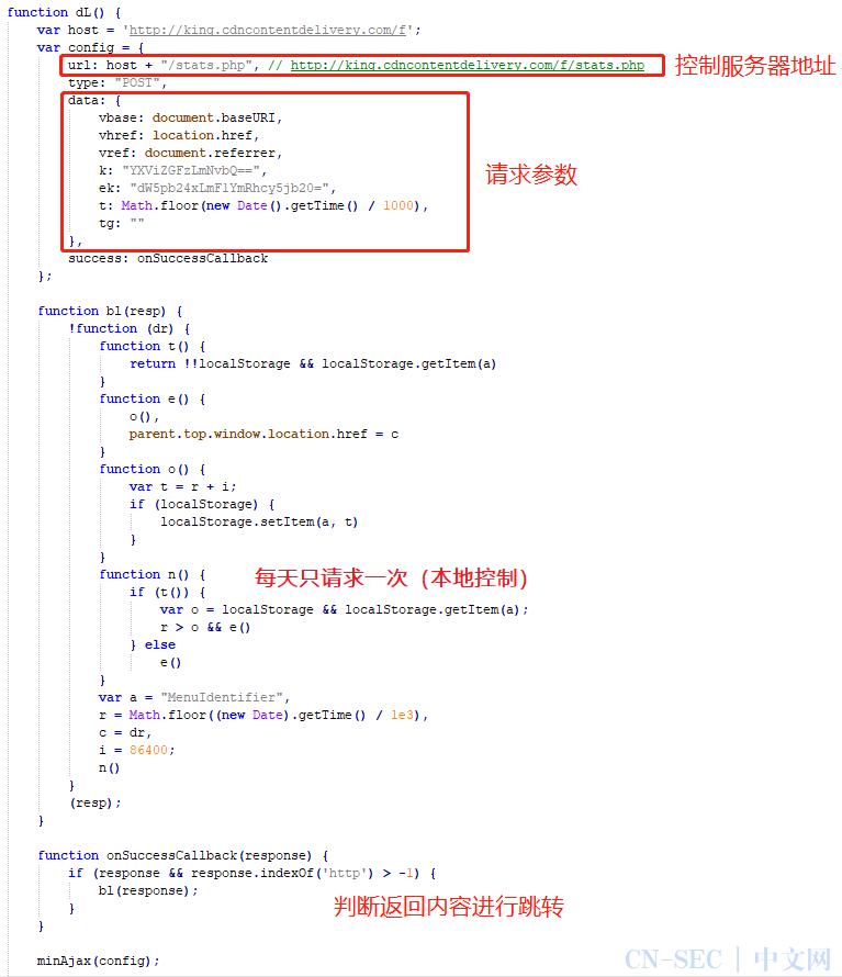 中国联通官网携带木马脚本,可向用户推广色情APP