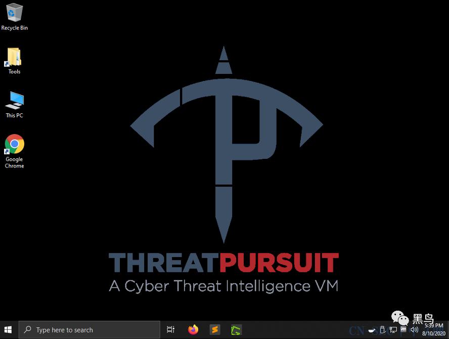 用于威胁情报分析的虚拟机