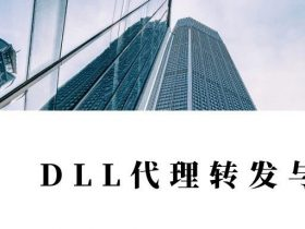 DLL代理转发与维权