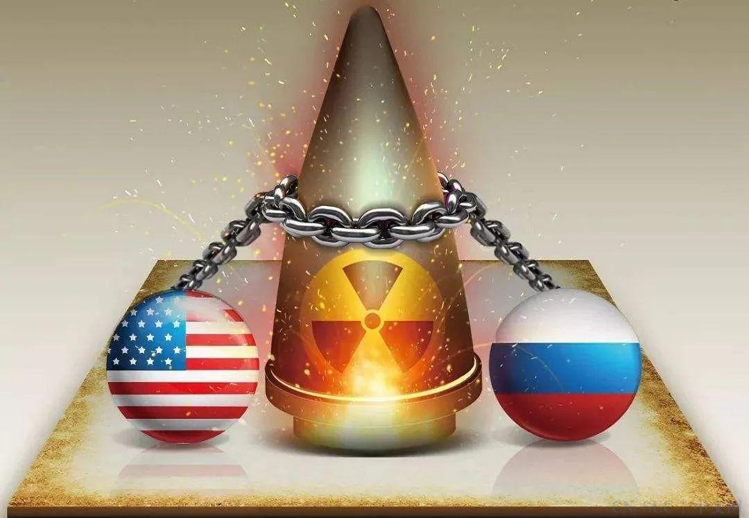 美俄在核力量上的博弈与较量