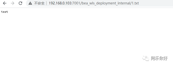 WebLogic CVE-2019-2615与CVE-2019-2615 复现