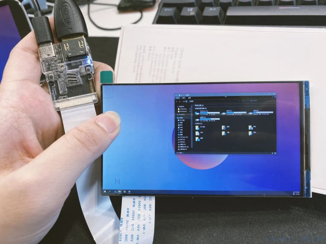 硬核!在GitHub玩硬件-HDMI-PI和PocketLCD