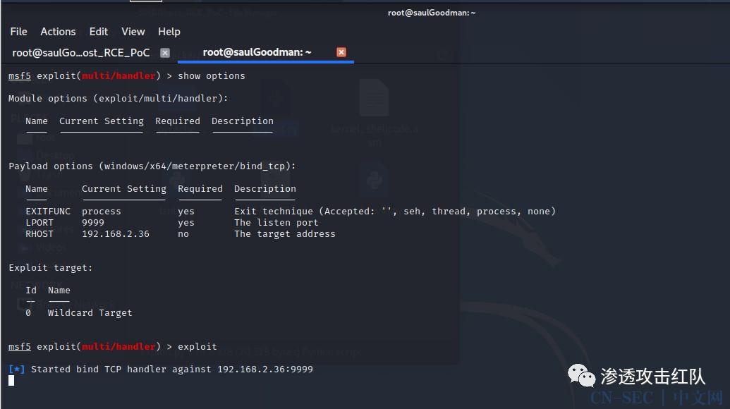 漏洞复现   CVE-2020-0796 (SMBv3远程代码执行) Windows-10