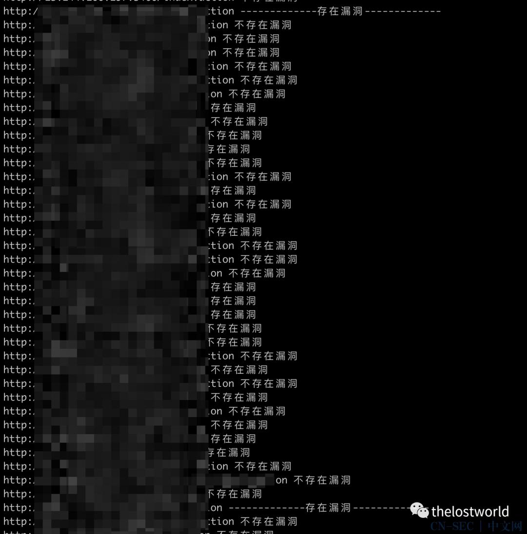(CVE-2020-17530)Struts2 S2-061 远程命令执行漏洞复现