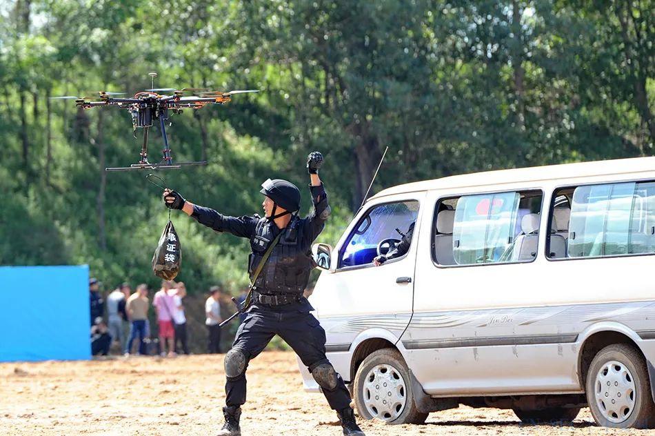 无人机在警务中的应用与展望