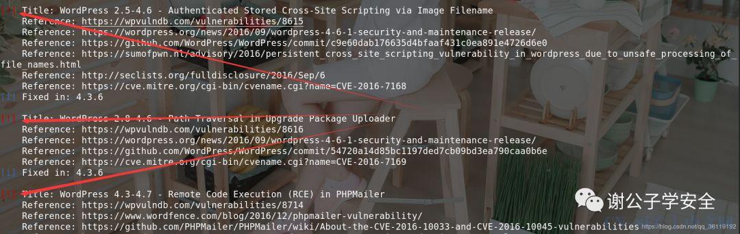 技术干货 | 工具使用:WPScan使用(WordPress扫描工具)