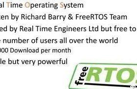 FreeRTOS Reverse Engineering