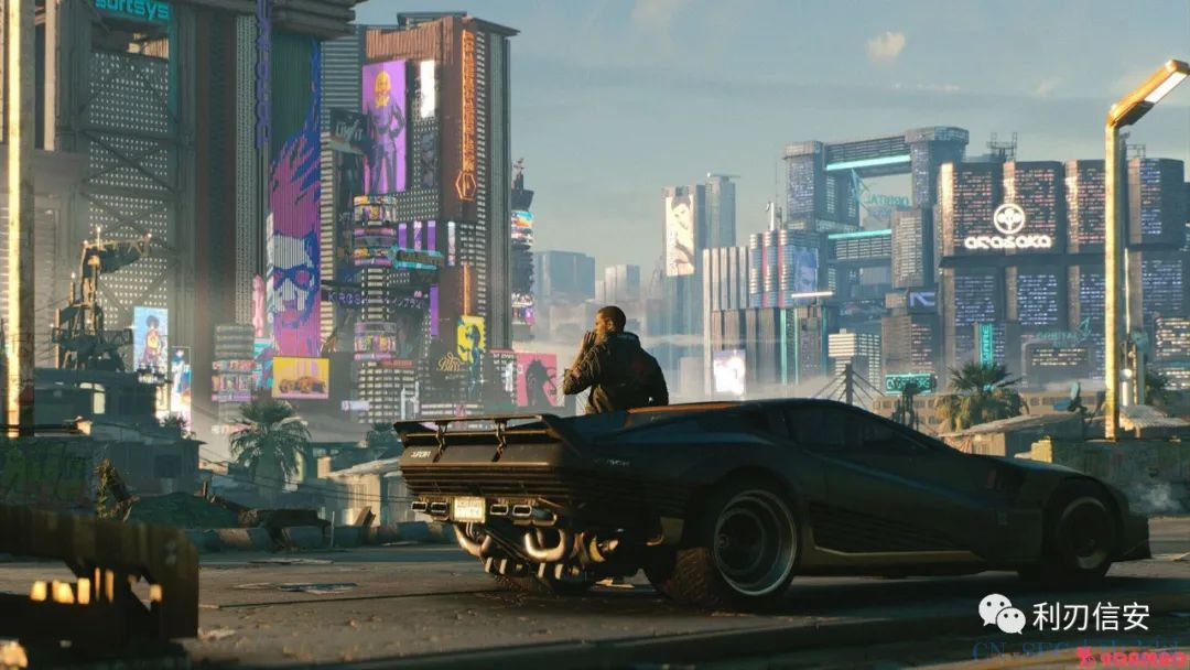 赛博朋克2077 (Cyberpunk 2077)