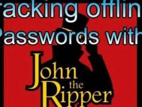 工具的使用|John the Ripper破解密码