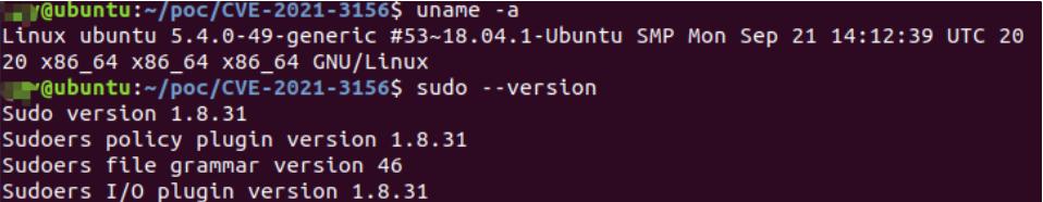 【通告更新】EXP已发现,请立即更新,Linux sudo堆缓冲区溢出本地提权漏洞安全风险通告第二次更新
