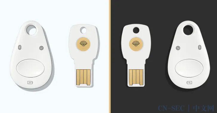 谷歌硬件安全密钥曝严重漏洞 可发起侧信道攻击