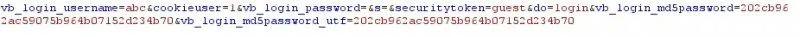 Web登录安全隐患分析