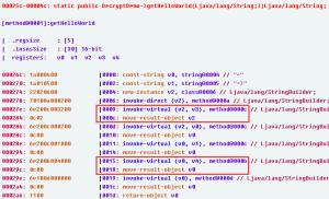 Android逆向-1 dalvik字节码