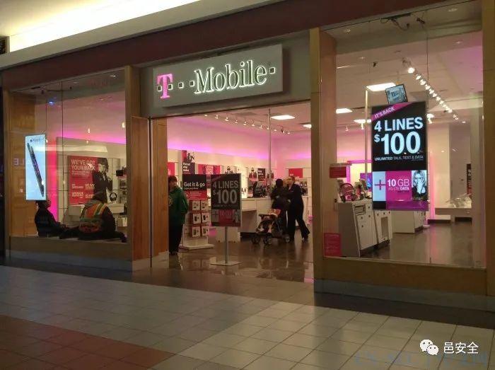 T-Mobile证实黑客非法访问了用户电话记录