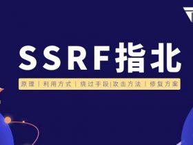 SSRF安全指北
