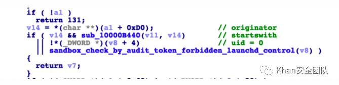 CVE-2020-9971滥用XPC服务机制来提升macOS / iOS中的特权