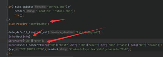记一次新手入门级别的代码审计