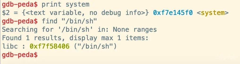 从0开始CTF-PWN(四)ROP绕过栈可执行保护与GOT表劫持