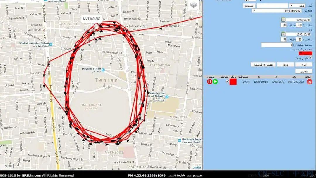GPS定位欺骗浮出水面