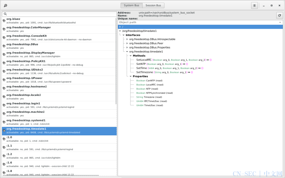 Ubuntu Desktop D-Bus 协议漏洞分析