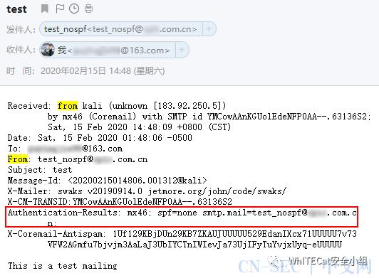 你熟悉得那些诱人的邮件都是如何伪造得?