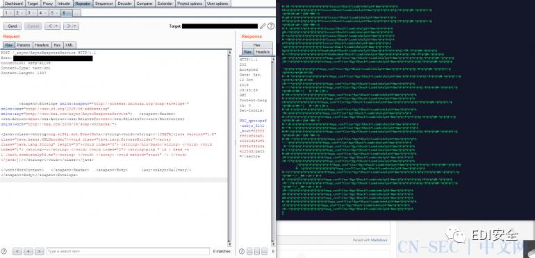 weblogic远程代码执行(利用CVE-2019-2725)