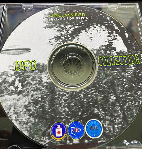 美国中央情报局收集的关于UFO文件合集公开