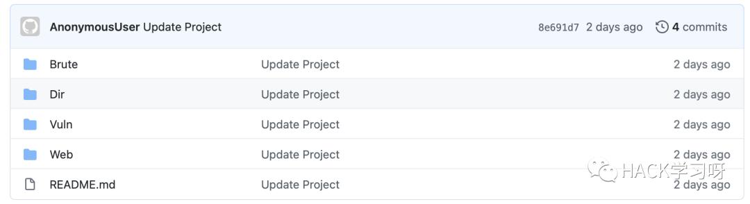 干货 |GitHUB安全搬运工 五