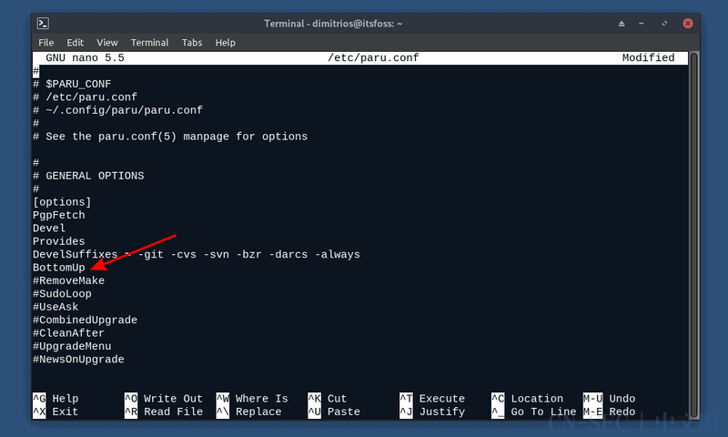 Paru:基于 Yay 的新 AUR 助手   Linux 中国