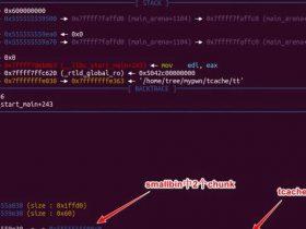 Glibc2.31下Tcache机制攻击总结