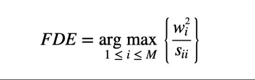 一种应用于GPS反欺骗的基于MLE的RAIM改进方法