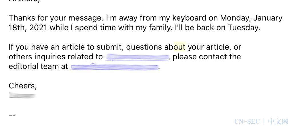 3 个电子邮件错误以及如何避免它们 | Linux 中国