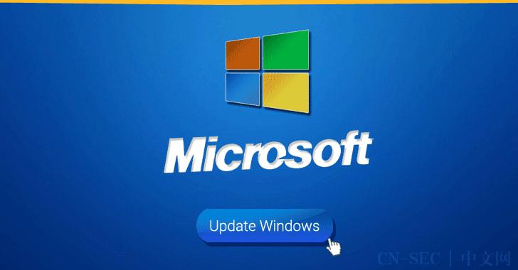 2月微软安全更新修复56个安全漏洞