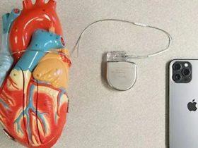 研究:iPhone 12磁铁可能会停用心脏设备
