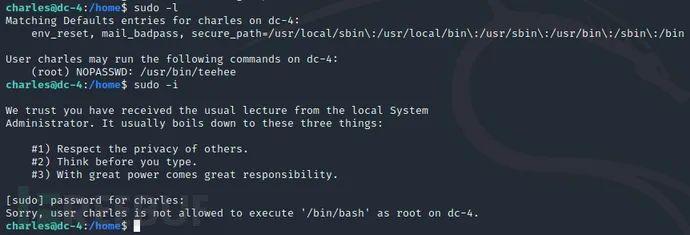 Linux通过第三方应用提权实战总结