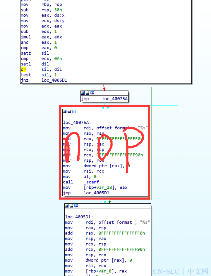 利用angr符号执行去除虚假控制流