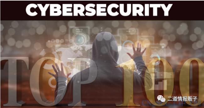 排名前100位的网络安全黑客