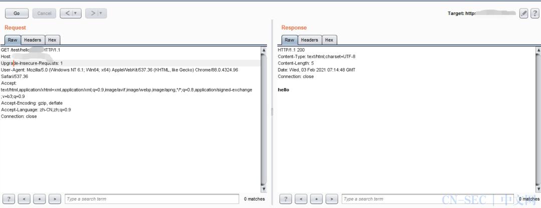 【漏洞更新】Apache Shiro权限绕过漏洞 (CVE-2020-17523)