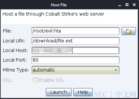 Cobalt Strike简单使用教程